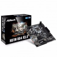 image of Asrock H81M-VG4 R3.0 Usb3.0 Support Socket 1150