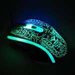 Havit Ms-Hvms736 Usb Opical Gaming Mouse (LED light 6 different colors)