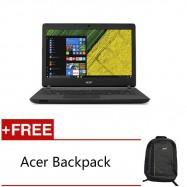 image of Acer Aspire 14 ES1-432-P2CG - Intel Pentium N4200/4GB DDR3L/500GB/14'' HD