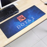 image of Dota2 DT07 80 x 30 x 0.2cm Gaming Mat Non-slip Anti Fray Stitching Mouse Pad