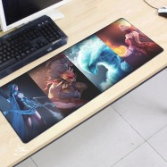 image of Dota2 DT172 80 x 30 x 0.2cm Gaming Mat Non-slip Anti Fray Stitching Mouse Pad