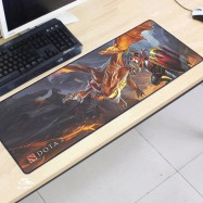 image of Dota2 DT96 80 x 30 x 0.2cm Gaming Mat Non-slip Anti Fray Stitching Mouse Pad