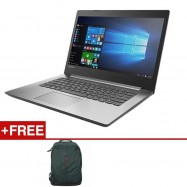 image of LENOVO IDEAPAD 320-14AST 80XU000LMJ [Platinum Grey]