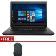 "image of Lenovo Ideapad 110-14IBR 80T6006LMJ 14"" Intel N3060, 4GB, 500GB, Intel, W10H"