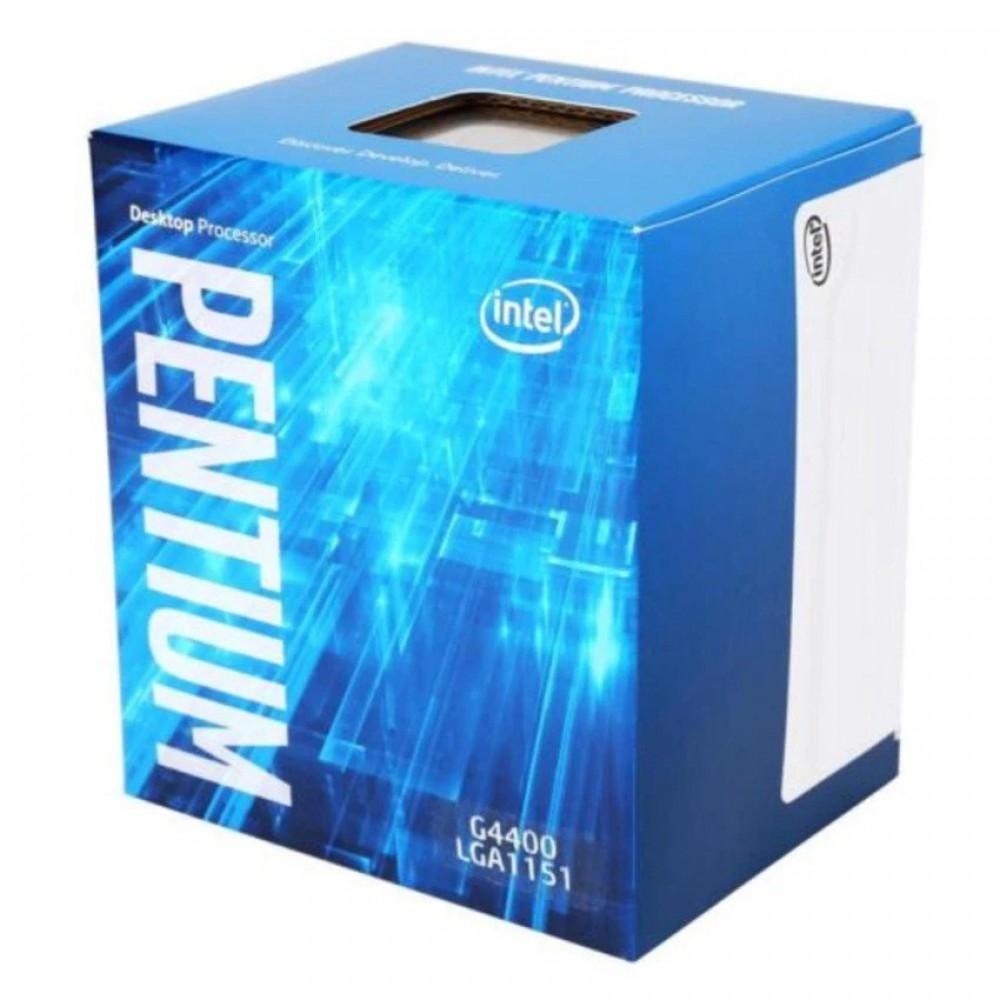 Intel Pentium Processor G4400 Sockets Suppor LGA1151 (3M Cache, 3.30 GHz)