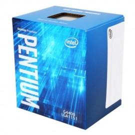 image of Intel Pentium Processor G4400 Sockets Suppor LGA1151 (3M Cache, 3.30 GHz)
