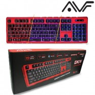 image of Official AVF AKB-GK1V Usb Gaming Freak Keyboard