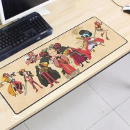image of One Piece OP48 -6-2 Gaming Mat Non-slip Anti Fray Stitching Mouse Pad