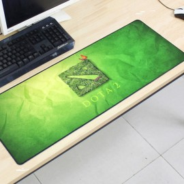 image of Dota2 DT100 80 x 30 x 0.2cm Gaming Mat Non-slip Anti Fray Stitching Mouse Pad