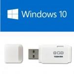 UEFI Bootable USB 8GB USB Flash Drive With Windows 10 64Bit Single Language Eng