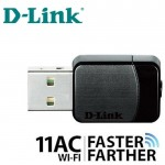 Official D-LINK DWA-171 Wireless AC Dual Band WiFi USB Adapter Receiver 5dbi