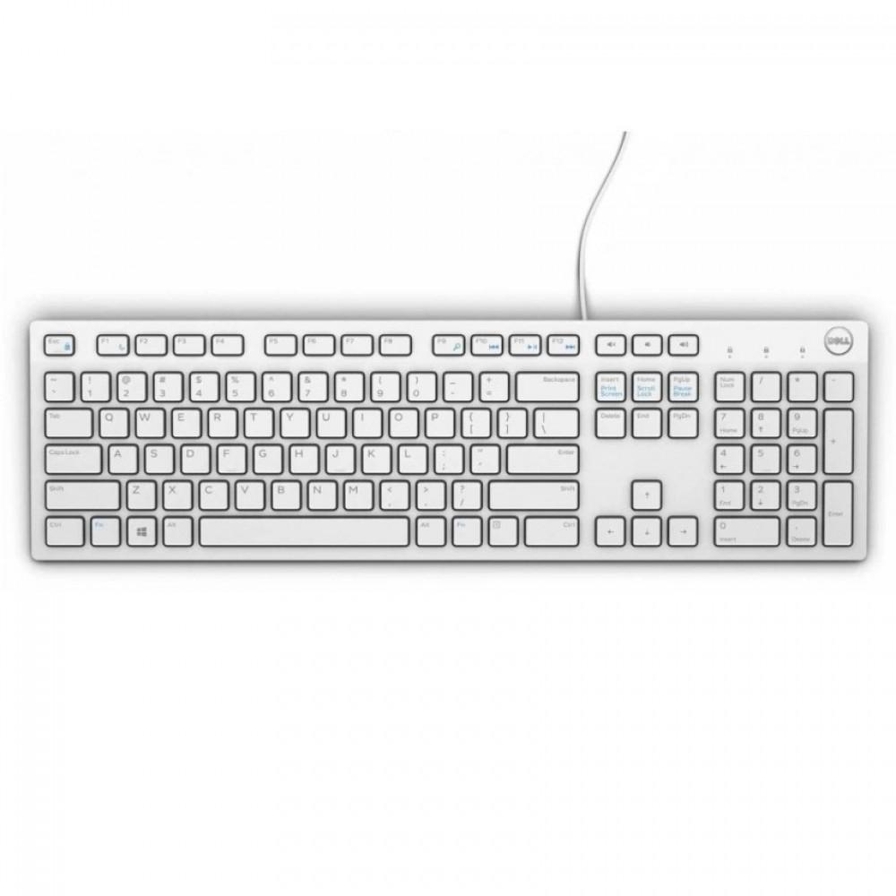 Official Dell KB216 USB Multimedia Keyboard