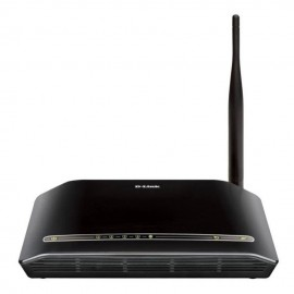 image of D-LINK ADSL2+ Wireless N WiFi Modem Router Streamyx DSL-2730E