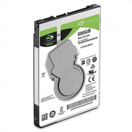 image of Official Seagate BarraCuda Internal 5400RPM 2.5 inch 500GB Hard Drive
