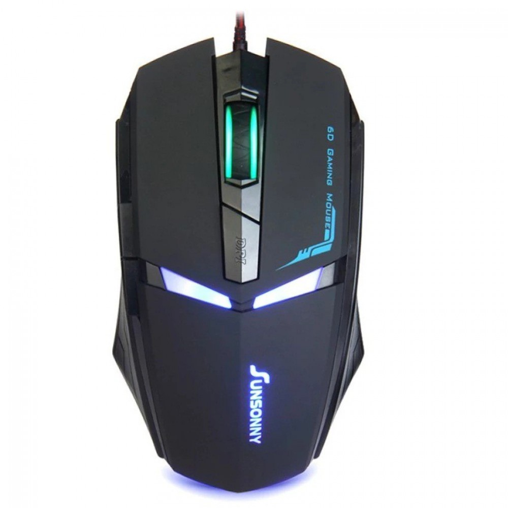 Sunsonny T-M30 Wired Optical Gaming Mouse