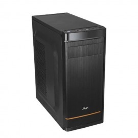 image of AVF ACSD573-BO Shieldo Black Series ATX Casing with 500W Power Supply