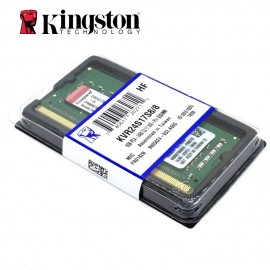 image of Official Kingston KVR24S17S8/8 8GB DDR4 2400Mhz Laptop Memory Ram (T12-12-1)