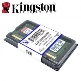 image of Official Kingston KVR1333D3S9/8G 8GB DDR3 1333Mhz Laptop Memory Ram (T12-12-5)