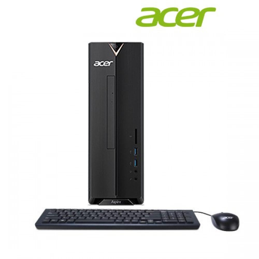 Official Acer Aspire XC830-5005W10 Desktop PC (J5005, 4GB, 1TB, Intel, W10H)