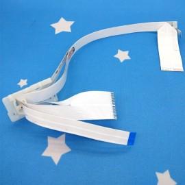 image of Epson L351 L301 L551 L111 L353 L360 L358 nozzle Print head cable (U4-2-1)