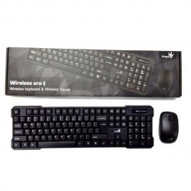 image of Kingses KTL-KB81 Wireless keyboard & Wireless Mouse