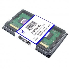 image of Official Kingston KVR16S11/2 2GB DDR3 1600Mhz Laptop Memory Ram (T12-12-12)