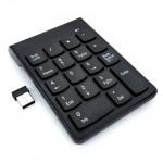 Wireless 2.4Ghz Mini Numeric Keypad