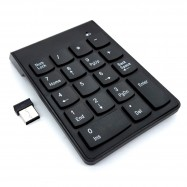 image of Wireless 2.4Ghz Mini Numeric Keypad