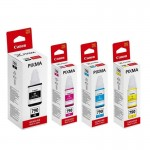 Official Canon Original Refill Ink GI-790 For Canon G1000/G2000/G3000/G4000