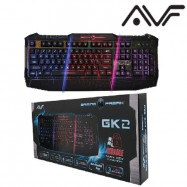image of Official AVF AKB-GK2 Pro Usb Gaming Freak Keyboard