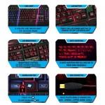 Official AVF AKB-GK2 Pro Usb Gaming Freak Keyboard