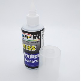 image of Official Maxprint 100ML High Quality Refill Ink for Brother Inkjet Printer