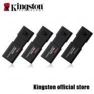 image of Official Kingston DataTraveler 100 Generation 3 USB 3.1 Gen 1/USB 3.0