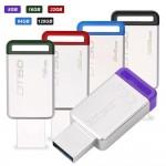 Official 128GB Kingston DataTraveler 50 - USB 3.1 Gen 1 (USB 3.0)