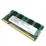 100% working Apacer 2GB DDR2 800Mhz Laptop SODIMM RAM Without Packing Box(T11-4)