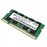 100% working Micron 2GB DDR2 800Mhz Laptop SODIMM RAM Without Packing Box(T11-4)