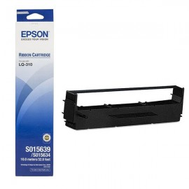 image of Official Epson LQ-310 Ribbon Cartridge C13S015639