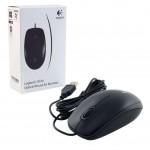 Official Logitech B100 Optical Usb Mouse