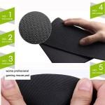90 x 40 x 0.2cm B05 Gaming Mat Non-slip Anti Fray Stitching Beautiful Mouse Pad