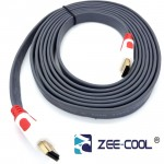 Official 3M Zee-Cool 100% 4K 3D High Speed Full HD HDMI Cable