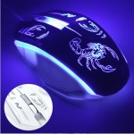 Official AVF Gaming Gears ZOOM 3 Optical Gaming Mouse with Colourful Backlight
