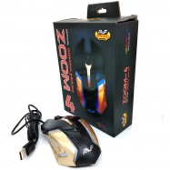 image of Official AVF Gaming Gears ZOOM 4 Optical Gaming Mouse with Colourful Backlight
