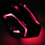 Official AVF Gaming Gears ZOOM 4 Optical Gaming Mouse with Colourful Backlight