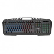 image of Official AVF Gaming Gears AIRSTRIKE Gaming Keyboard 3 Colour Static Backlight