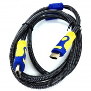 image of Official Zee-Cool 1.5M High Speed HDMI Cable Male to Male up to 1080p resolution