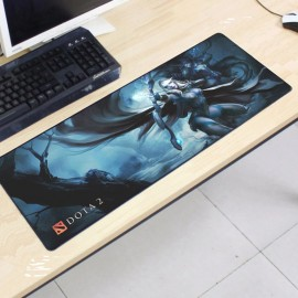 image of Dota2 DT58 80 x 30 x 0.2cm Gaming Mat Non-slip Anti Fray Stitching Mouse Pad