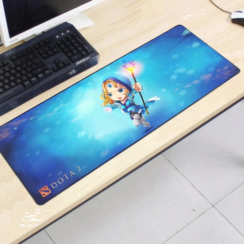 Dota2 DT08 -6-3 Gaming Mat Non-slip Anti Fray Stitching Mouse Pad