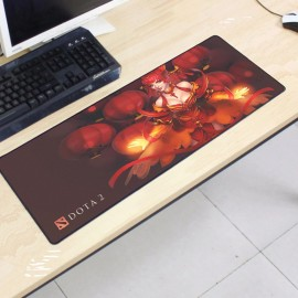 image of Dota2 DT69 80 x 30 x 0.2cm Gaming Mat Non-slip Anti Fray Stitching Mouse Pad