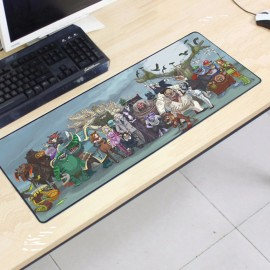 image of Dota2 DT150 -7-1 Gaming Mat Non-slip Anti Fray Stitching Mouse Pad