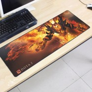 image of Dota2 DT75 -6-1 Gaming Mat Non-slip Anti Fray Stitching Mouse Pad
